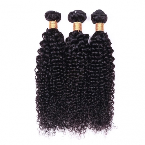 Brazilian Curly Hair Weave 3 Bundles Cheap Evova Human Hair Weft For Sale