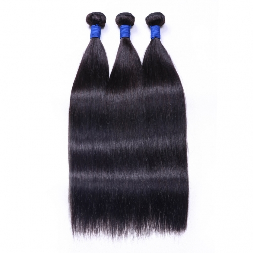 Wholesale Brazilian Straight Hair Weave 3 Bundles HAIRCC Virgin Brazilian Human Hair