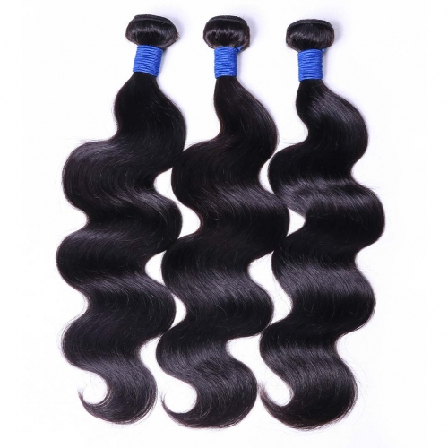 Cheap Brazilian Body Wave 3 Bundles Hair Weave HAIRCC Virgin Human Hair