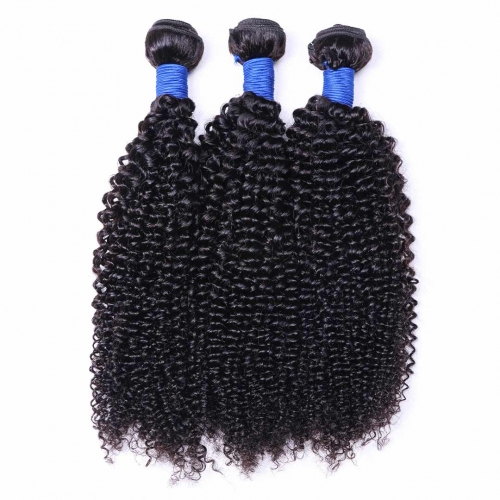 Virgin Brazilian Curly Hair Weave 3 Bundles HAIRCC Human Hair Weft Good Quality