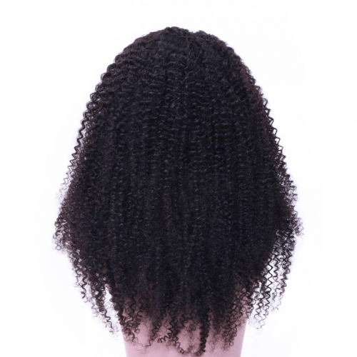 Kinky Curly Virgin Human Hair Wigs 13x4 13x6 Lace Front Wigs HAIRCC HAIR